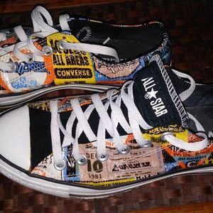 All Star Converse World Tour